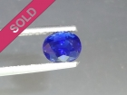 0.985 Carats Untreated Sapphire