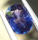Un-Treated 2.05 Ct Multii-Chrome Sapphire from Tanzania