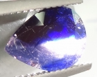 Un-Treated 3.98 Ct Multi-Chrome Sapphire from Tanzania