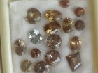Un-heated natural zircon lot for sale.