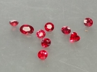 Quality Red Pailin Ruby by the Carat
