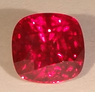 Great looking ruby, Mozambique, unknown treatment, 5,600$