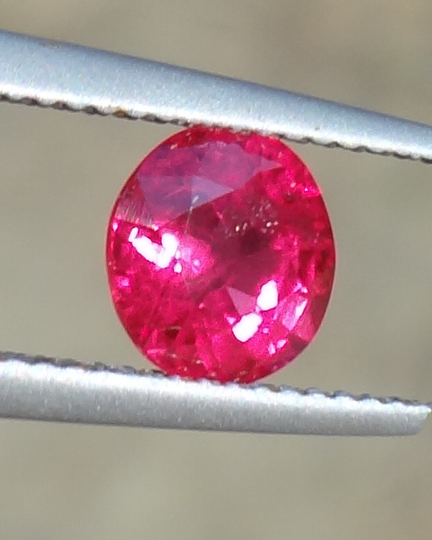 Ruby from Pailin, 2.07ct, heated, $2,800