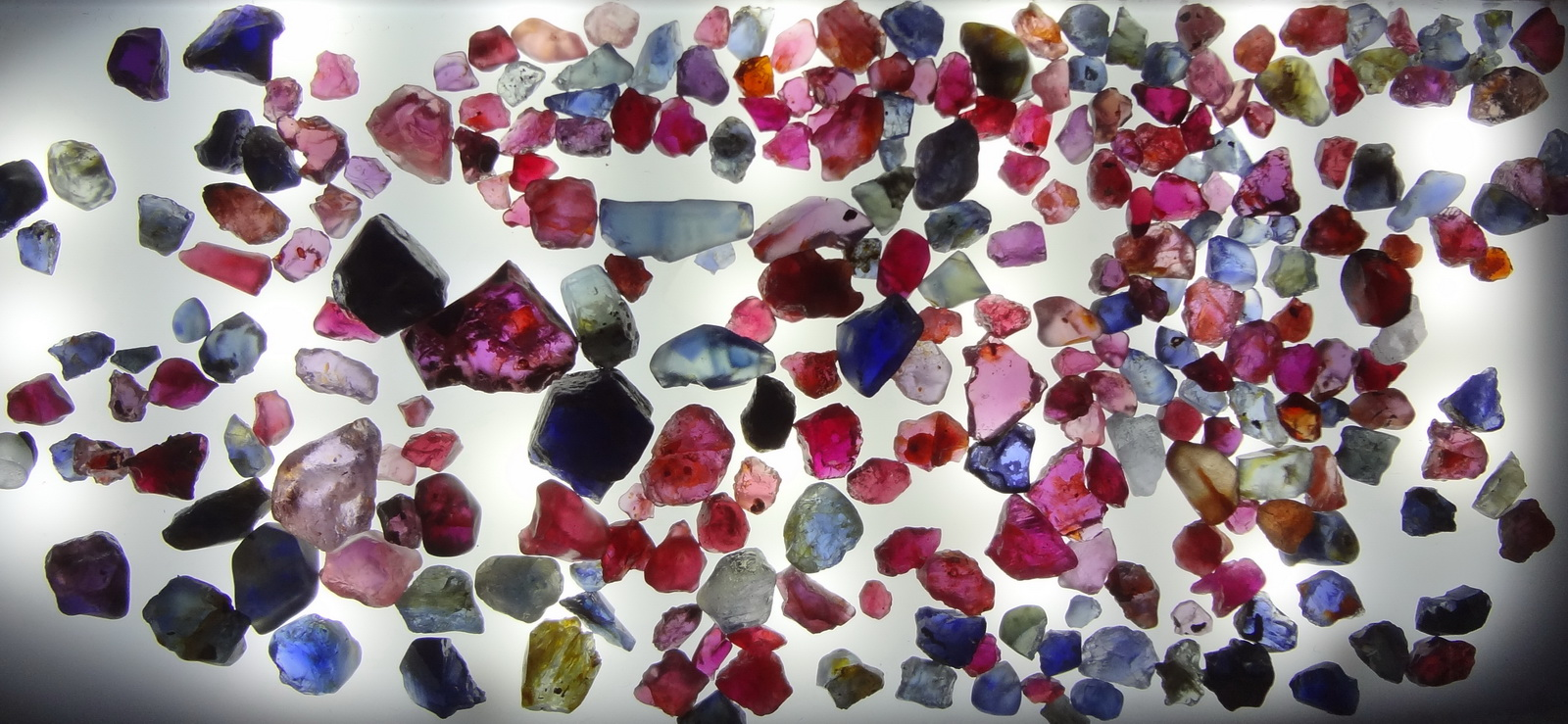 Buy Ruby Sapphire and Zircon on-line, wholesale and precious stones