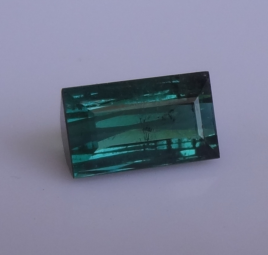 Unique atypical green Tourmaline.