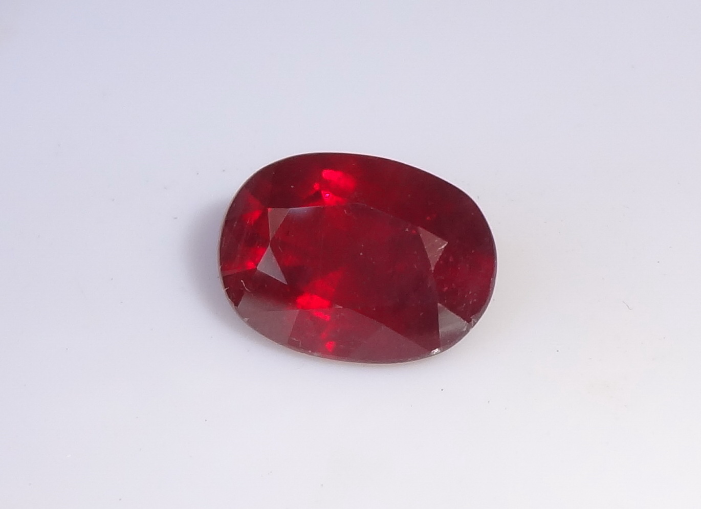 Affordable red Ruby.