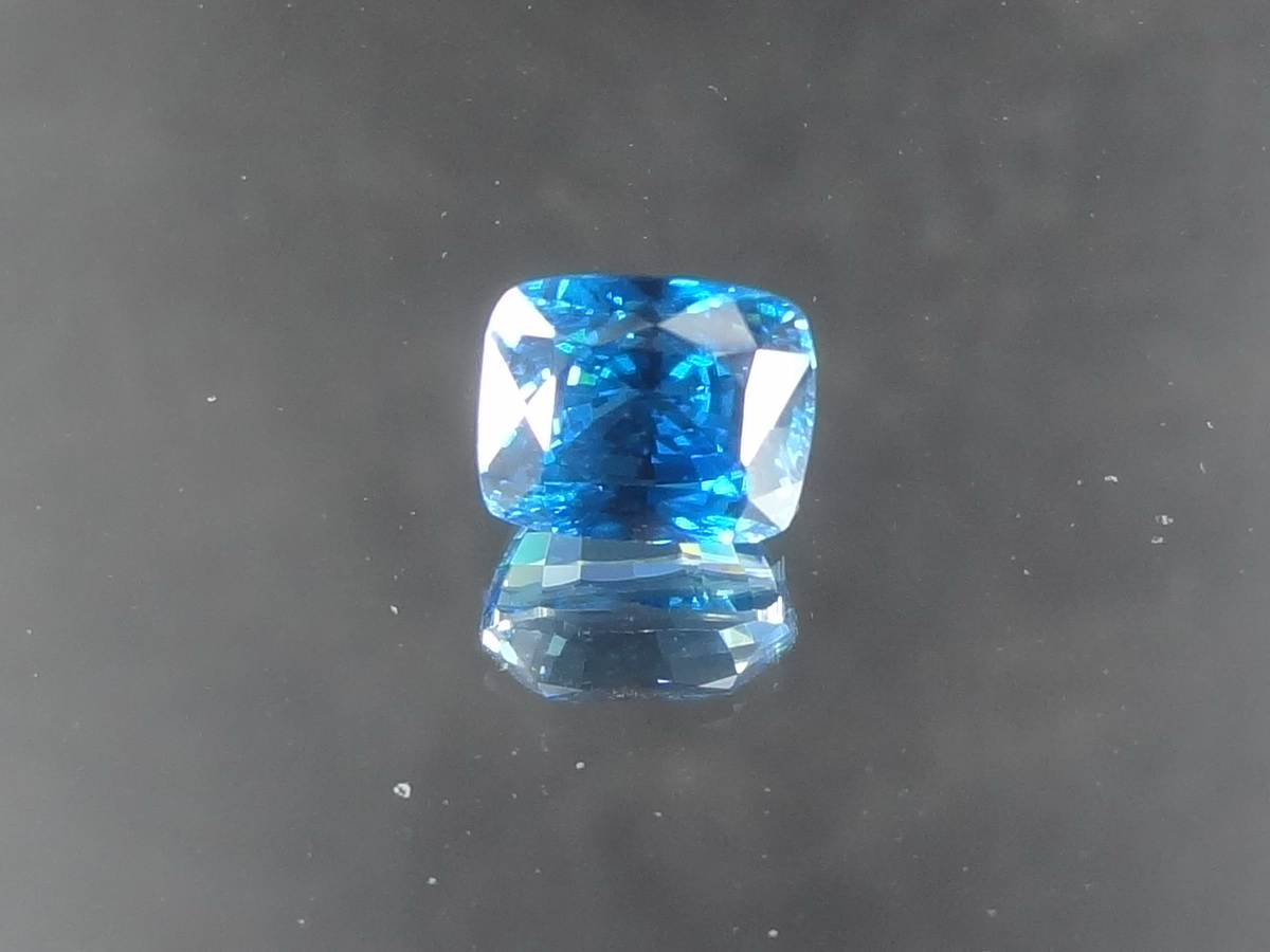 Top A Grade Colour Marquise Cut Blue Zircon