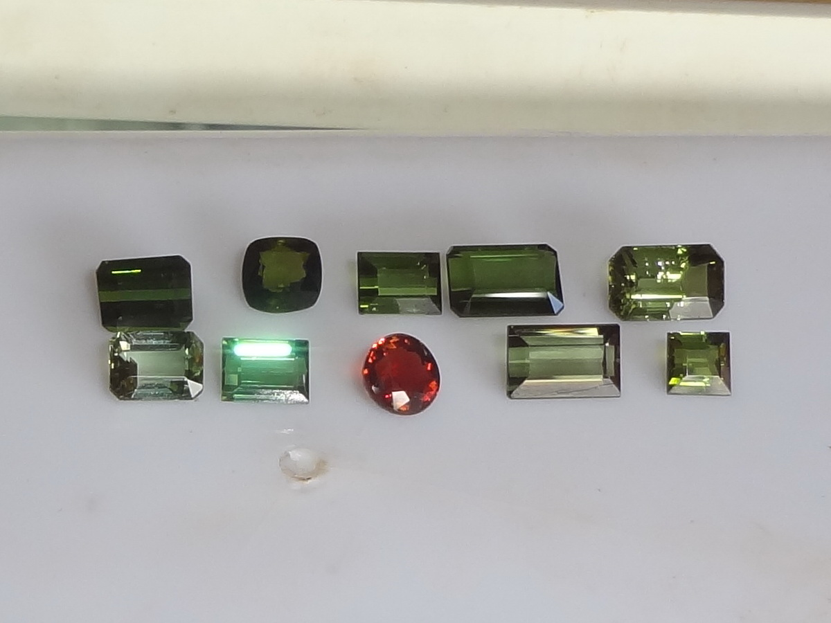 Mixed wholesale lot Tourmaline