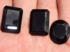 Black Onyx from Preah Vihear by the Carat